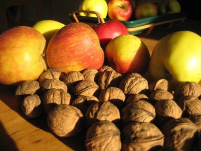 Capitula nr. 70 - onder andere walnoten en diverse appelrassen