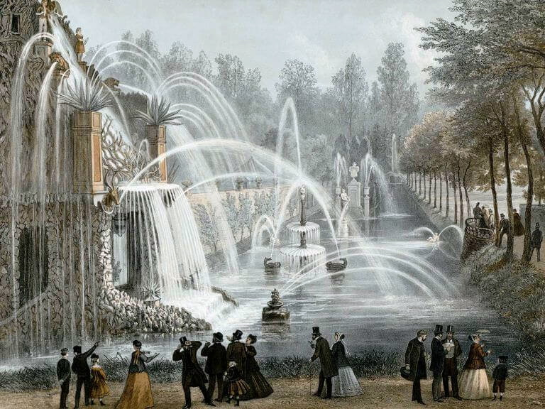 Kasteel_Vaeshartelt,_Grand_Canal_(album_P_Regout,_1860-70)